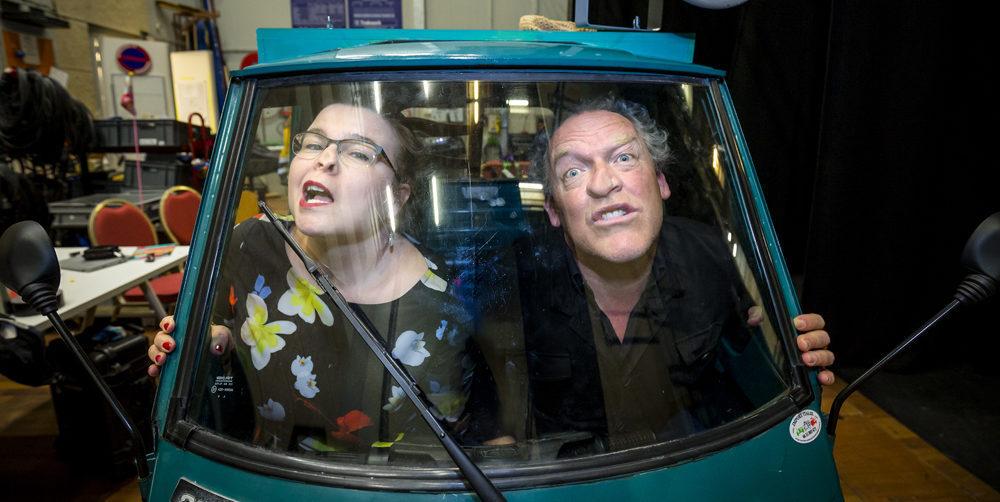 Bert & Marjolein 50 jaar Spant